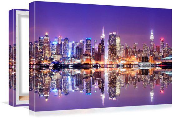 Conni Oberkircher´s Bild »Big City 9 - City Life«