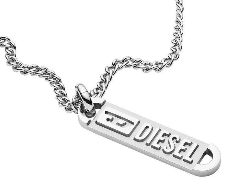 Diesel Kette mit Anhänger »mit Anhänger Edelstahl«