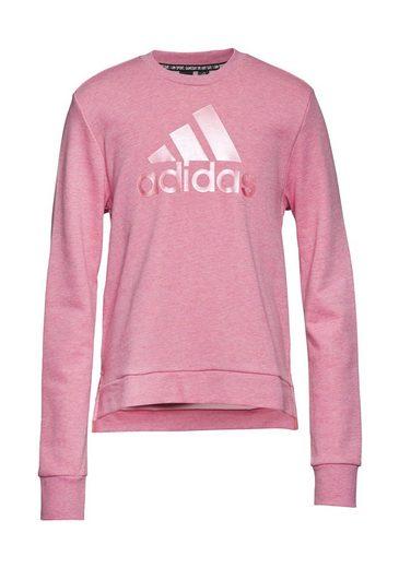 adidas Performance Sweatshirt »GIRLS BATCH OF SPORTS CREW«