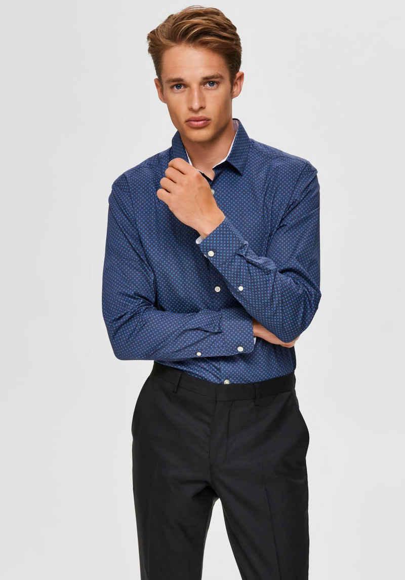 SELECTED HOMME Langarmhemd »Mark Shirt«