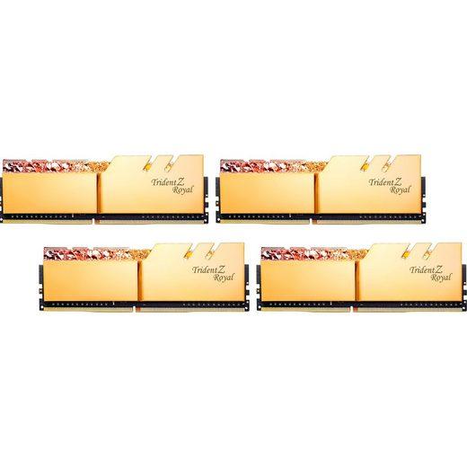G.Skill »DIMM 64 GB DDR4-3600 Quad-Kit« Arbeitsspeicher