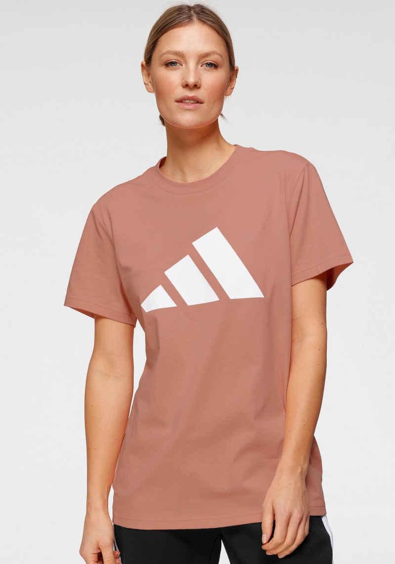 adidas Performance T-Shirt »adidas SPORTSWEAR THREE BAR T-SHIRT«