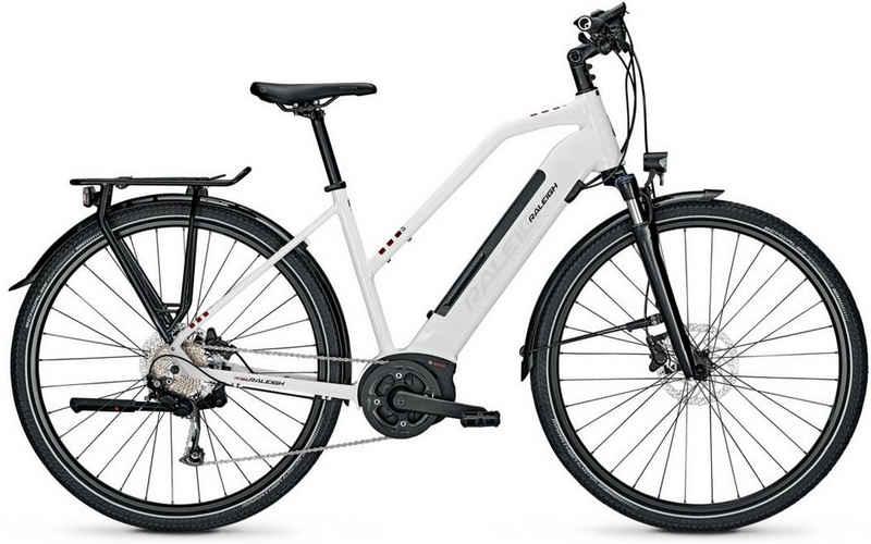 Raleigh E-Bike »Kent 9«, 9 Gang Shimano Alivio Schaltwerk, Kettenschaltung, Mittelmotor 250 W