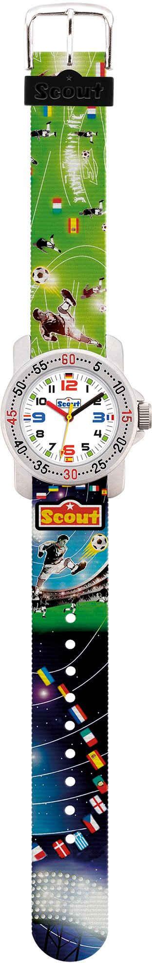 Scout Quarzuhr »Action Boys, 280376026«