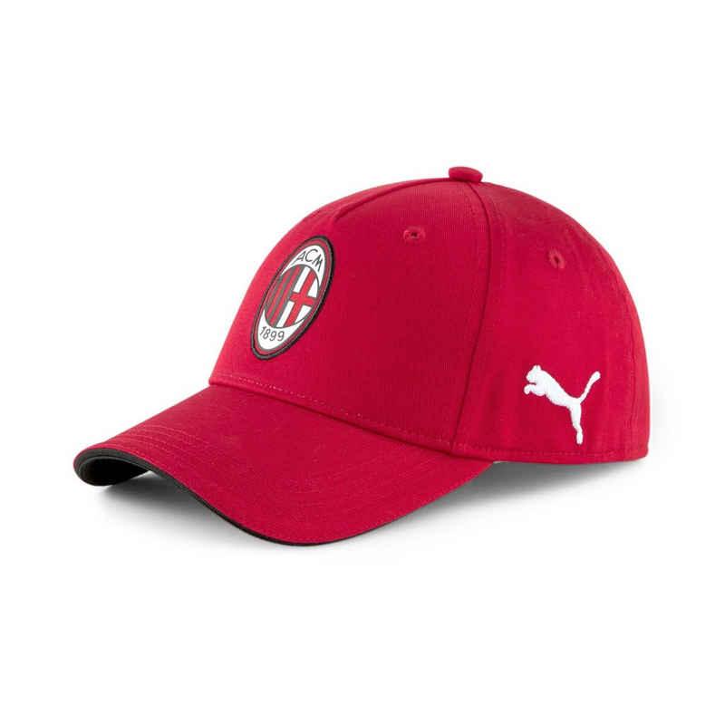 PUMA Flex Cap »AC Milan 2.0 Fußball Team Cap«