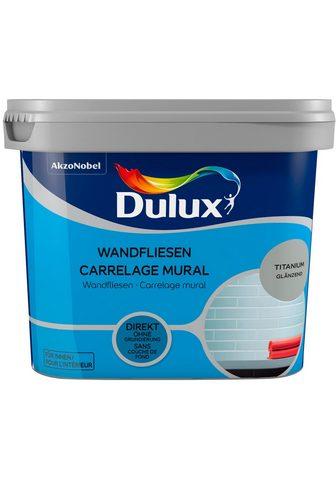 Dulux Fliesenlack »Fresh Up« titanium 075 l