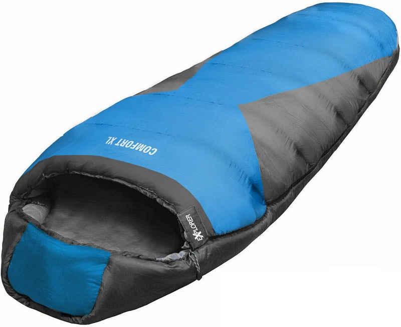 EXPLORER Mumienschlafsack »Comfort XL«