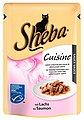 Sheba Set: Katzennassfutter »Cuisine mit Lachs«, 24 Beutel á 85 g, Bild 2