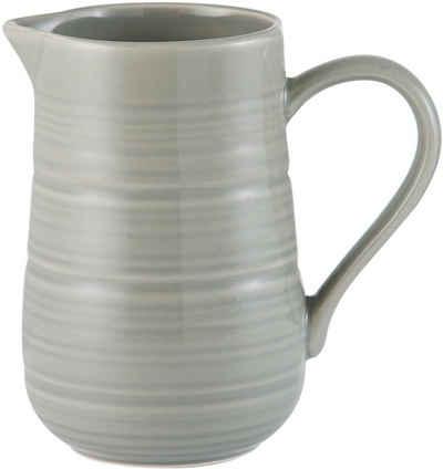 Mason Cash Wasserkrug »William Mason«, (1-tlg), aus Steingut, spülmaschinengeeignet, 900 ml