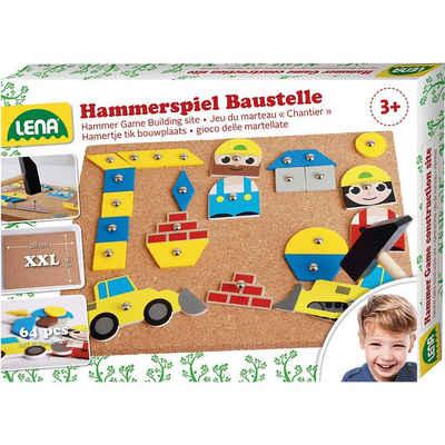 Lena® Spiel, »Hammerspiel Baustelle«