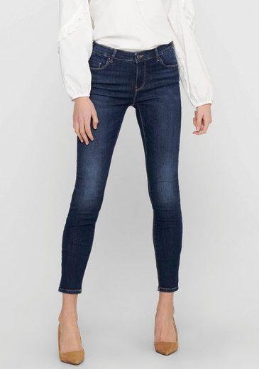 Only Ankle-Jeans »ONLANTA« mit Push Up Effekt