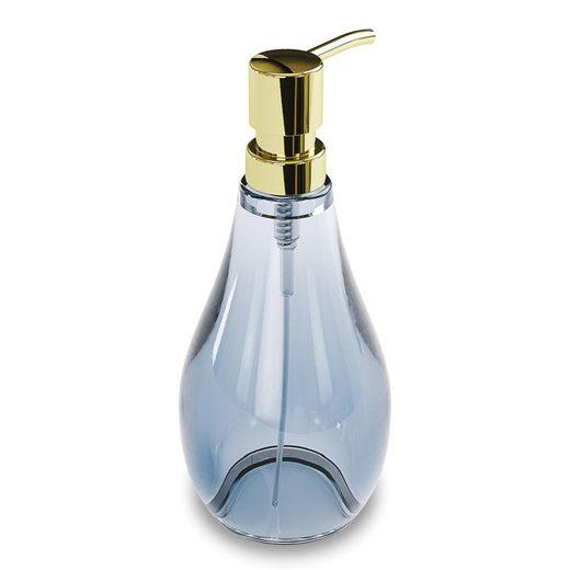 Umbra Seifenspender »Droplet Denim Blau«