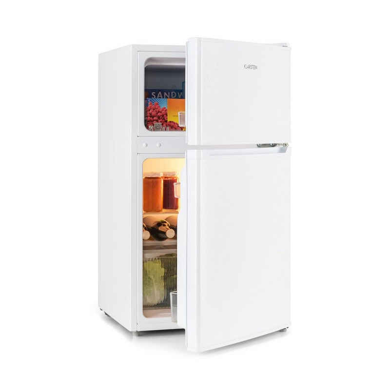 Klarstein Kühlschrank 10035585, 83.7 cm hoch, 47 cm breit
