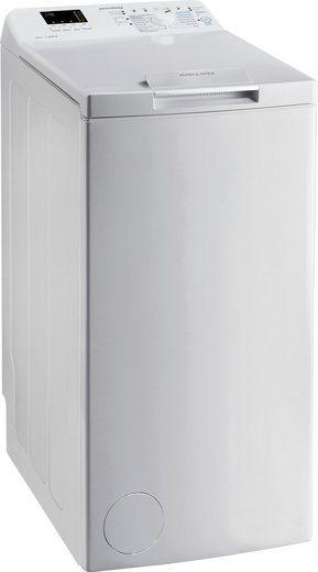 Privileg Waschmaschine Toplader PWT D61253P N (DE), 6 kg, 1200 U/min