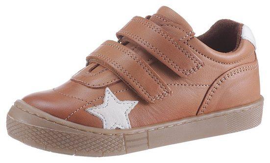 Bisgaard »Jana« Sneaker mit Doppel-Klettverschluss