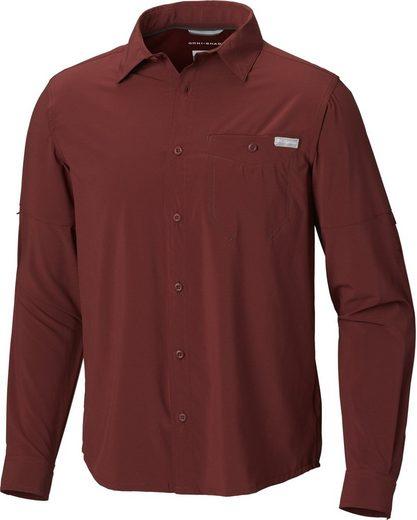 Columbia Sweatshirt »Triple Canyon Solid Langarmhemd Herren«