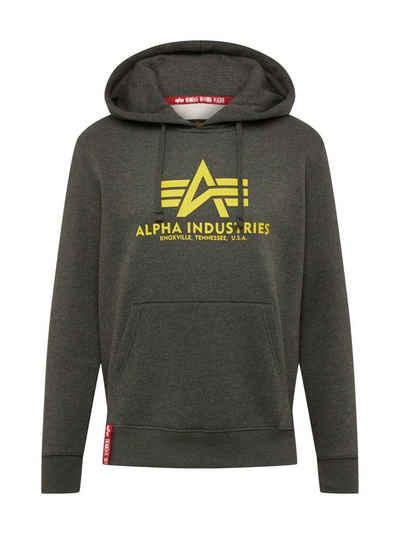 Alpha Industries Sweatshirt »Basic Hoody« (1-tlg)