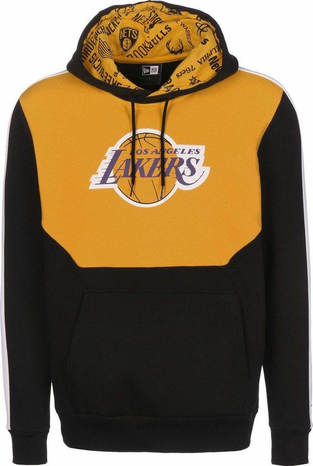 New Era Hoodie »NBA Colour Black Los Angeles Lakers ...