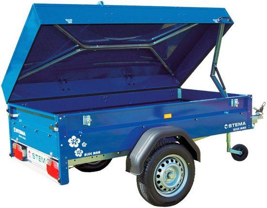 STEMA PKW-Anhänger »Blue Man 750«, max. 565 kg