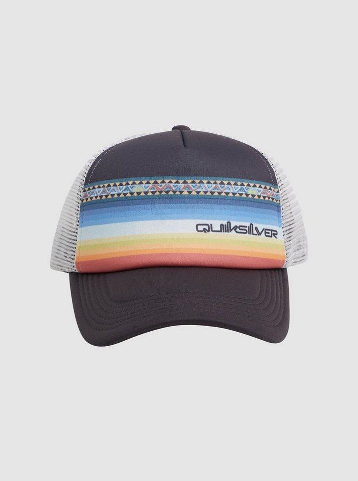 quiksilver -  Trucker Cap »Sun Faded«