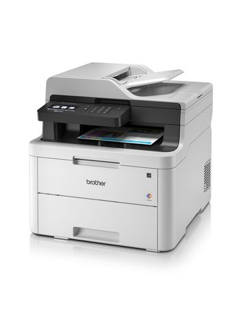 Brother MFC-L3730CDN Farblaserdrucker (WLAN (W...