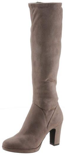 Tamaris Stiefel mit langem Stretchschaft