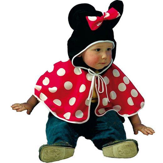 Funny Fashion Kostüm »Kostüm Umhang Minimaus«