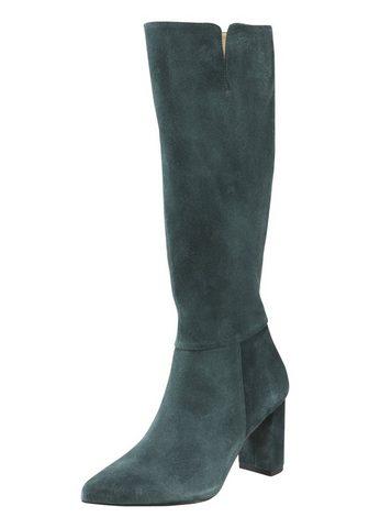 heine Ilgaauliai batai iš Veloursleder