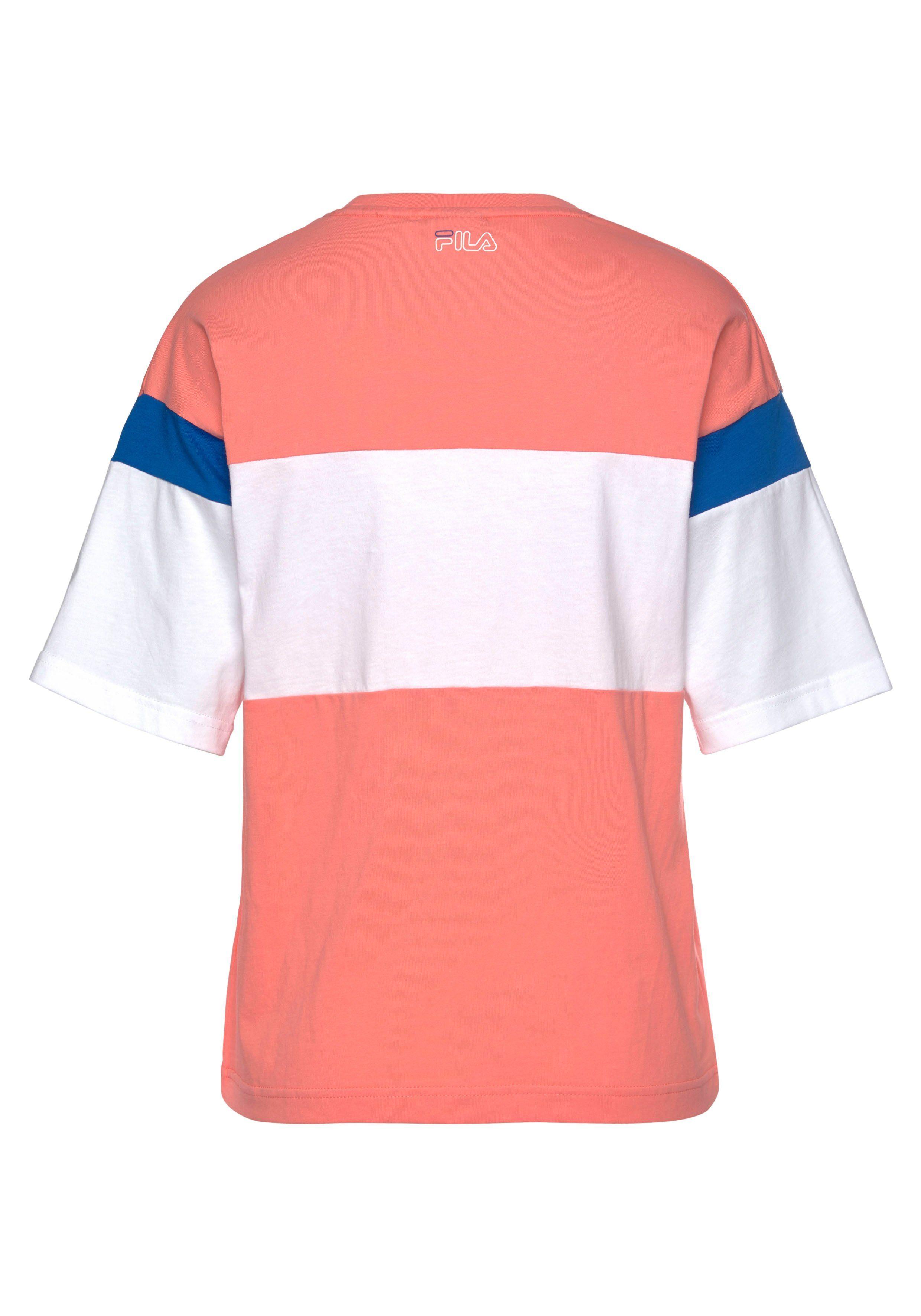 Fila T-shirt »lalette Tee« Von Online Kaufen
