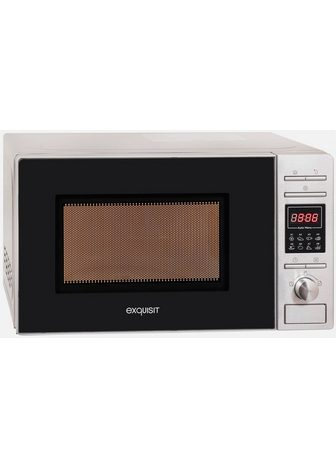 exquisit Mikrowelle MW 820 DIG Mikrowelle Grill...