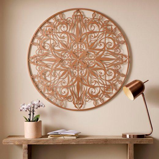 Art for the home Wanddekoobjekt »Copper Luxe«