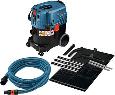 Bosch Professional Nass-Trocken-Sauger GAS 35 M AFC, 1380 Watt