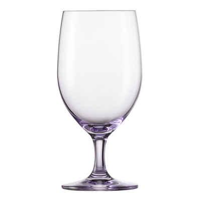 SCHOTT-ZWIESEL Gläser-Set »Vina Touch 6er Set Lila«, Kristallglas