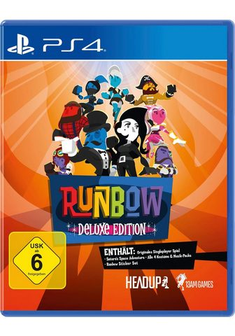 PlayStation 4 Runbow Deluxe Edition