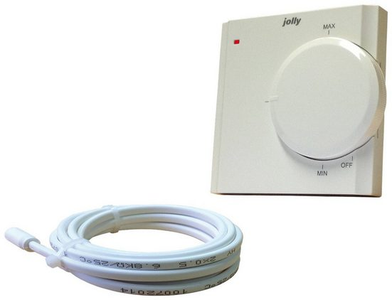 bella jolly Raumthermostat »Elektroheat«, elektronisch, für Fußbodenheizungen