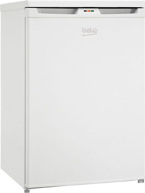 Küchengroßgeräte - BEKO Gefrierschrank FSE1073N, 84 cm hoch, 54,5 cm breit  - Onlineshop OTTO