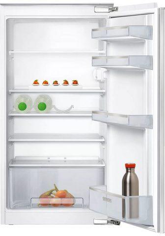 SIEMENS Įmontuojamas šaldytuvas iQ100 KI20RNFF...