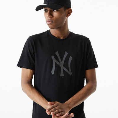 New Era Print-Shirt »New Era MLB NEW YORK YANKEES Reflective Print Tee T-Shirt«
