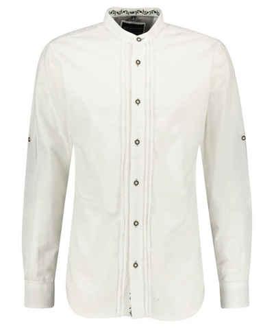 Krüger Hemd »Herren Trachtenhemd Perfect Fit Langarm«