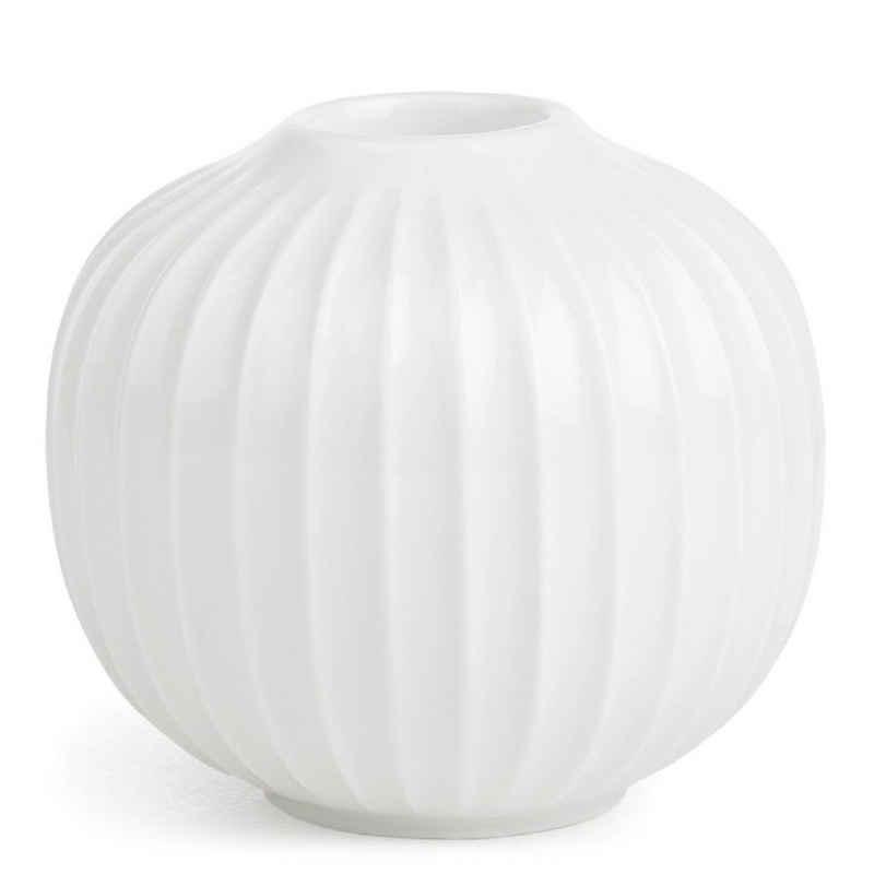 Kähler Kerzenständer »Kähler Hammershøi Kerzenständer 8 x 5.5 cm Weiß«