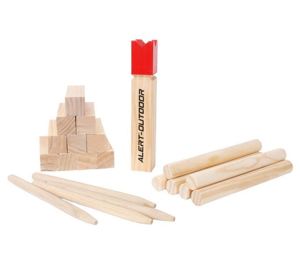 Holz Wurfspiel Outdoor Garten Schach Wikinger Spiel Holz Wurfspiel Rasenschach