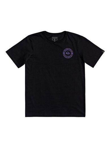 Quiksilver T-Shirt »Time Circle«