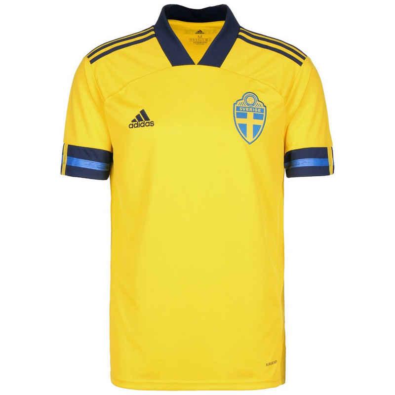 adidas Performance Fußballtrikot »Schweden Home Em 2021«