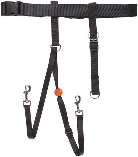 TRIXIE Hundeleine »EasyWalk Guide«, Polyester, PU-beschichtetes Nylon, 1,3 Meter