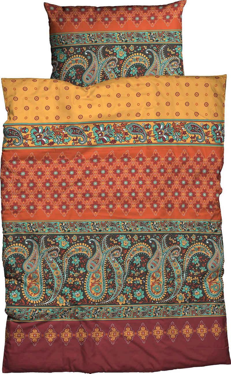 Bettwäsche »Murillo«, CASATEX, Paisley Motive und Ornamente