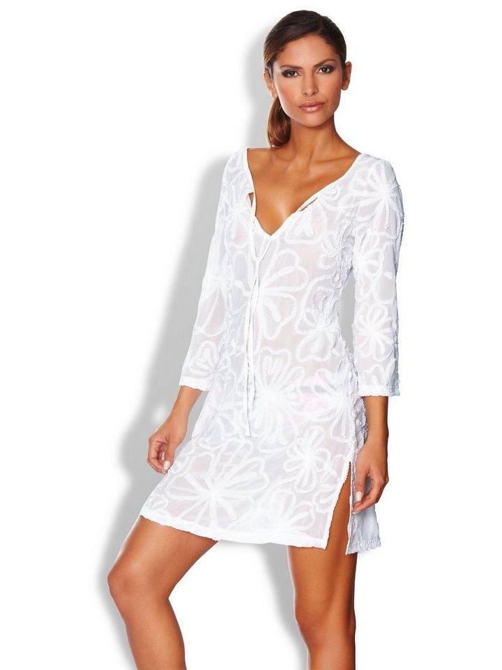 Tunika in weiß