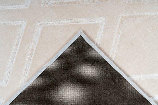 Läufer »Monroe 300«  Arte Espina  rechteckig  Höhe 7 mm  besonders weich durch Microfaser