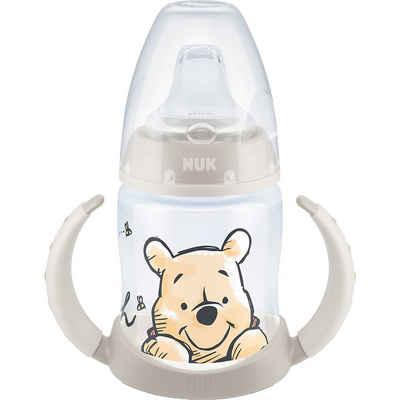 NUK Trinklernbecher »Disney Winnie Puuh First Choice Trinklernflasche«