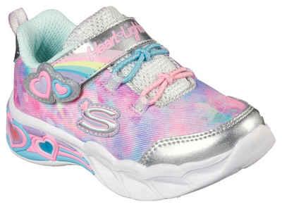 Skechers Kids »SWEETHEART LIGHTS LOVELY DREAMS« Sneaker mit gepolsterter Innensohle