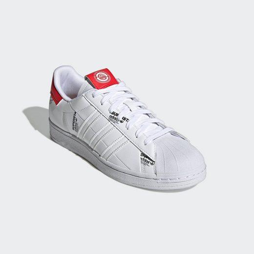 adidas Originals »SUPERSTAR PRIMEGREEN ORIGINALS MENS« Sneaker